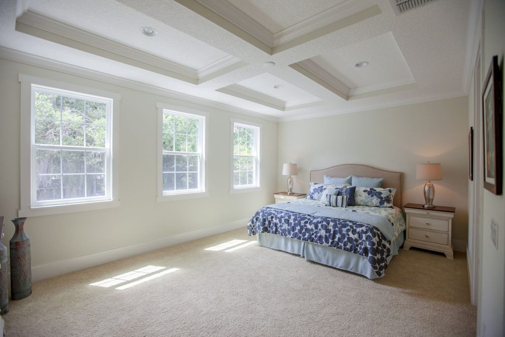Delaney natural light bedroom