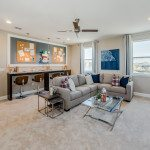 Sawgrass Reserve open living room