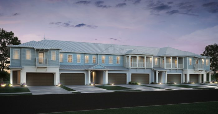 Lake Wildmere Townhomes