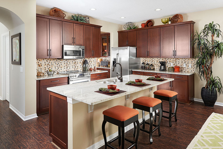 Jesup home kitchen