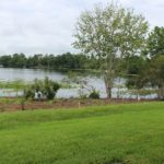 View of Lake from New Townhome