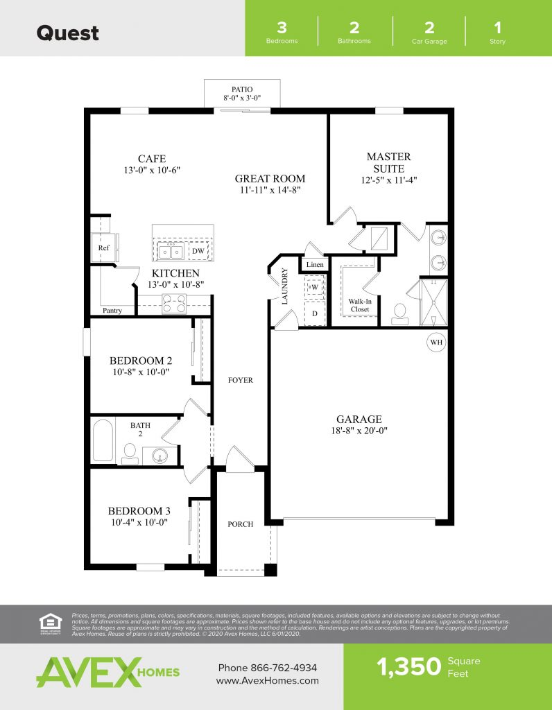 Quest - Floor Plan - Drawing